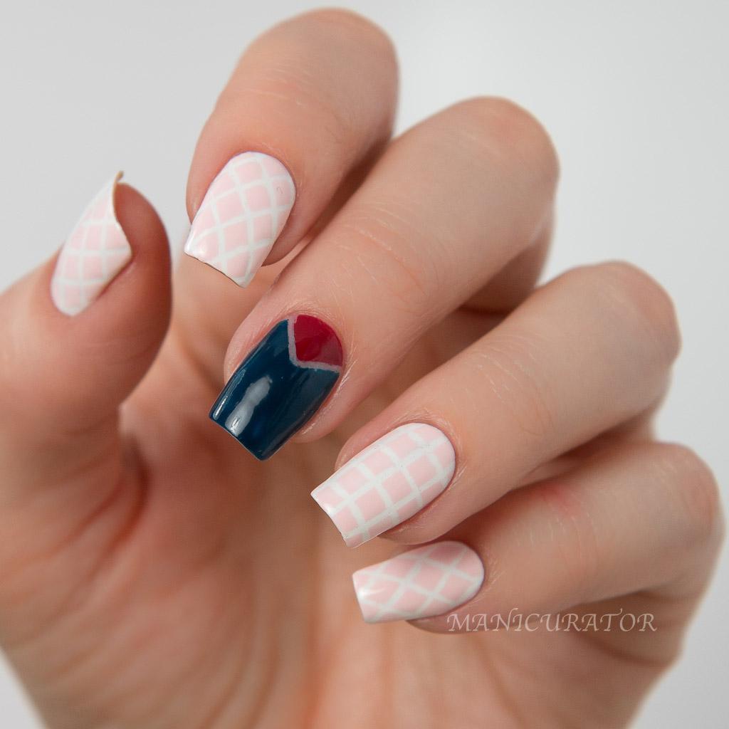 Diamond Ring Manicure Set