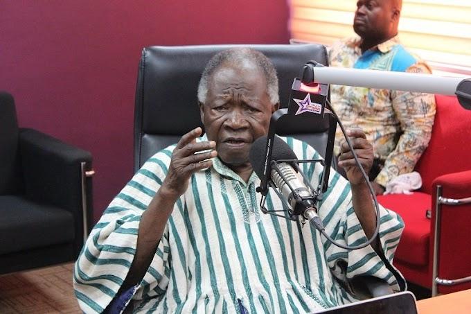 Veteran writer and diplomat, K.B Asante dead at age 93