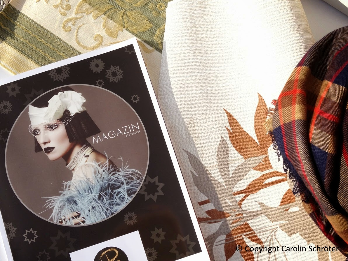 Magazines, Scarfs and Wallpaper for photography