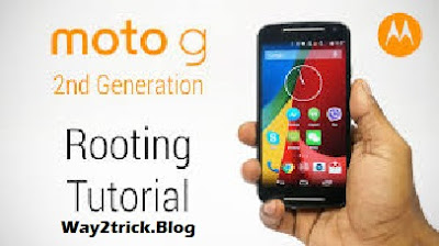 How to Root Motorola Moto G