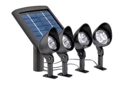 Lampu Solar Hemat