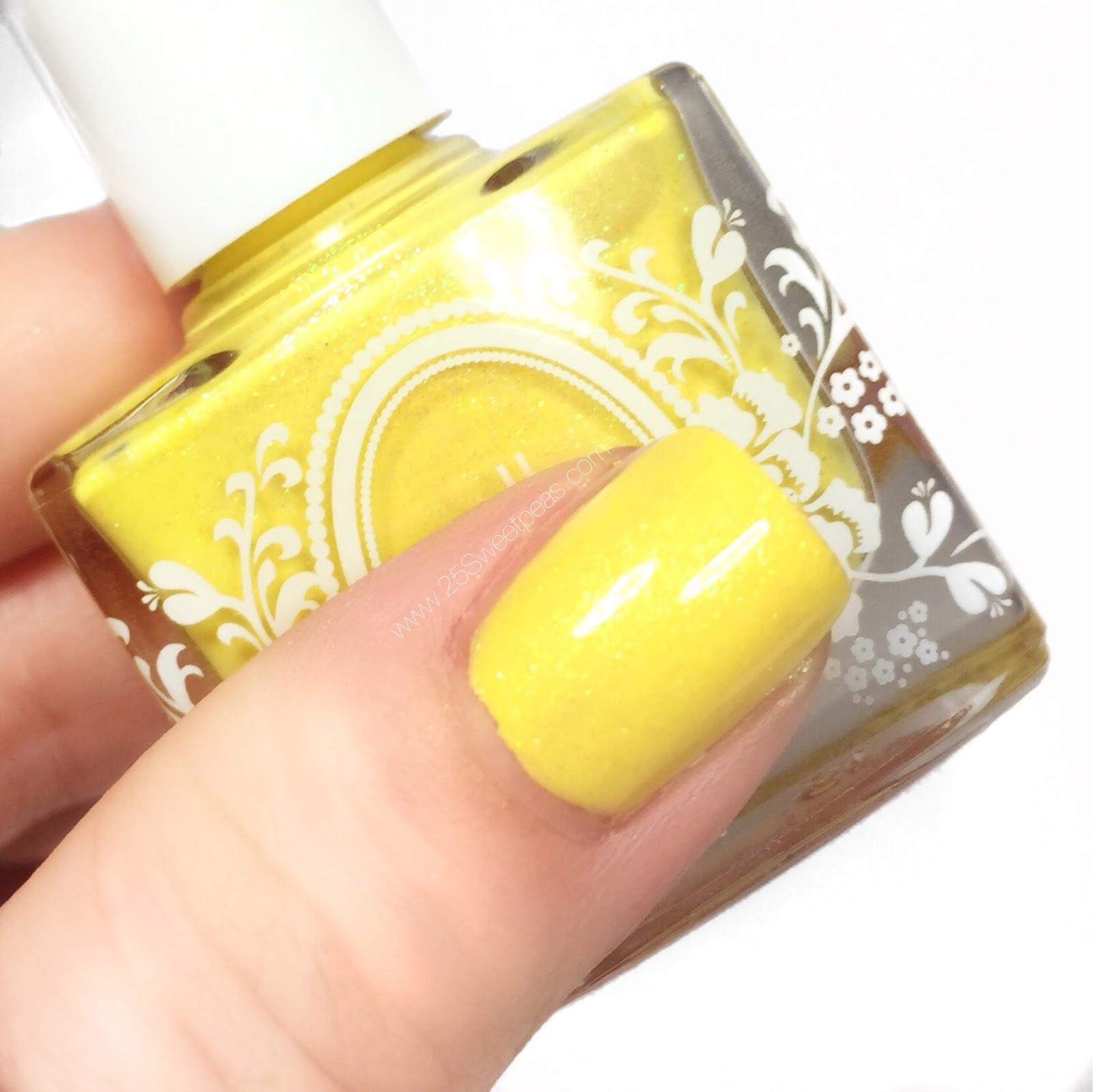 Takko Lacquer Limonada