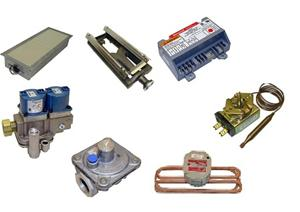 Commercial Stove Parts
