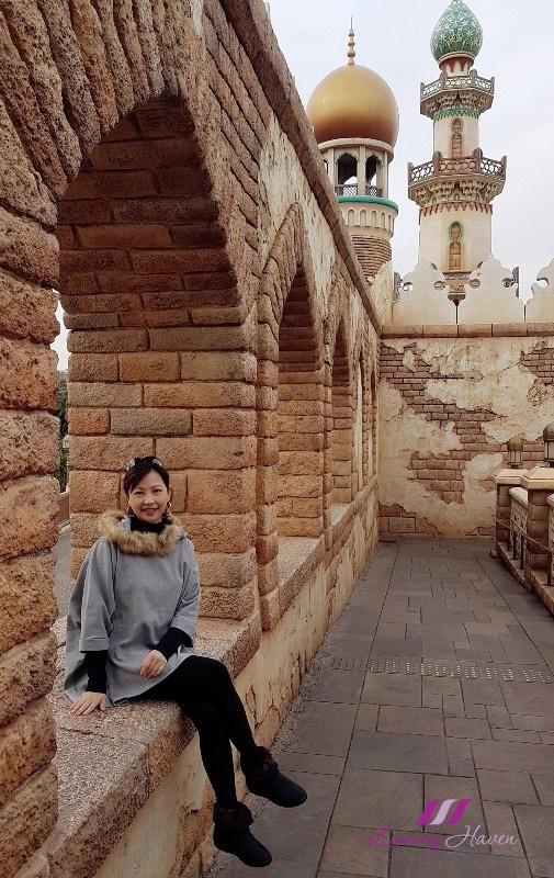 singapore travel blogger tokyo disneysea adventure