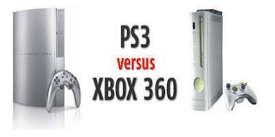 Xbox 360 dan PS3