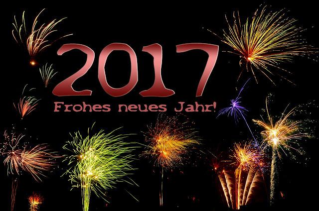Frohes neues Jahr 2017 – Neujahr 2017 « Winteranfang – Frohe Weihnachten
