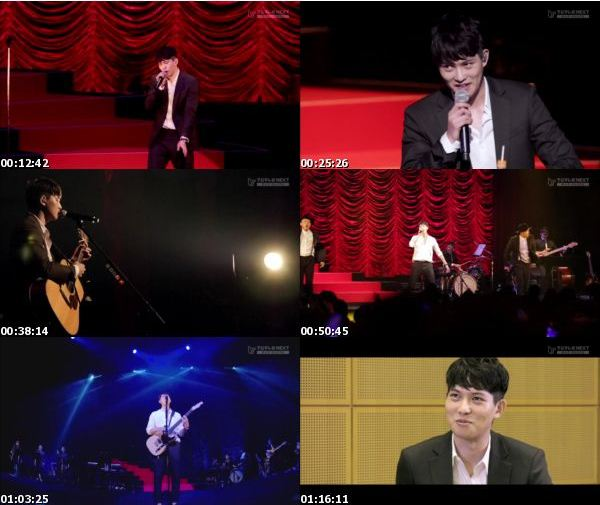 [TV-Variety] イ・ジョンヒョン(from CNBLUE)1st Solo Concert in Japan~Welcome to SPARKLING NIGHT~ (FujiTV NEXT…