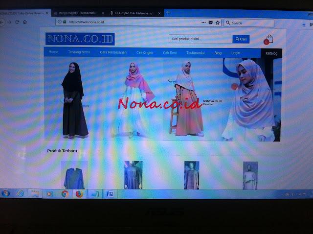 Di Hari Kartini Online Store Nona.co.id Resmi Dirilis