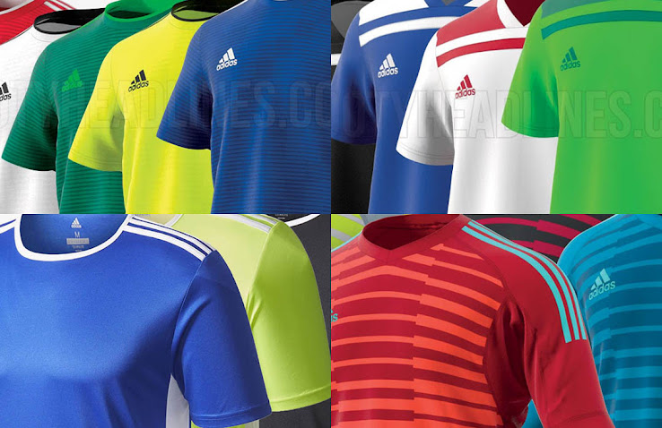 8b8590e9 All Adidas 2018-19 Teamwear Kits Released - Footy Headlines