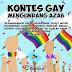Kontes gay mengundang azab