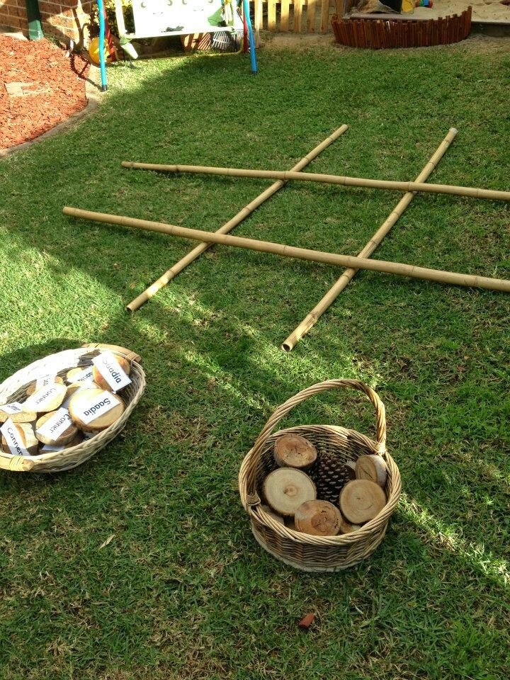 Homemade Lawn Games
