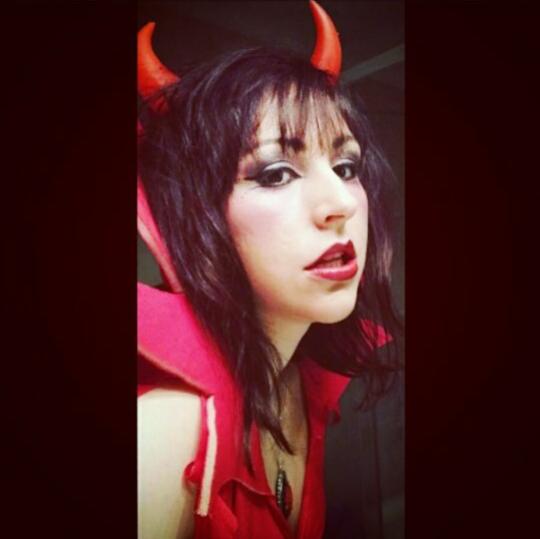 Os Trucos Da Bolboreta Trucos Para Realizar Un Maquillaje De Diabla - Como-maquillar-a-una-diabla