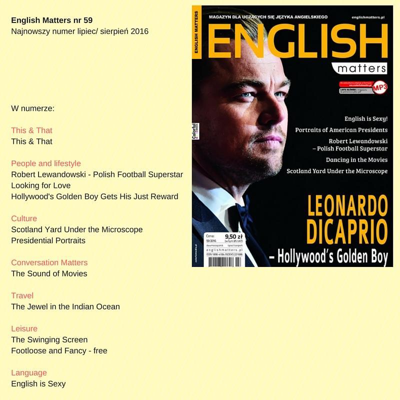 English Matters nr 59