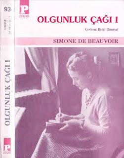 Simone de Beauvoir - Olgunluk Çağı 1