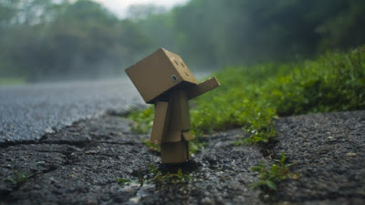 Rain, silence, lonlely