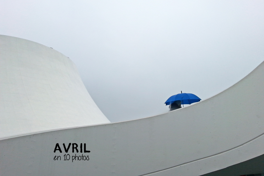 Vue du volcan au Havre
