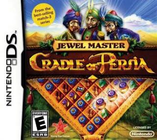 Jewel Master – Cradle of Persia, nds, español, mega, mediafire