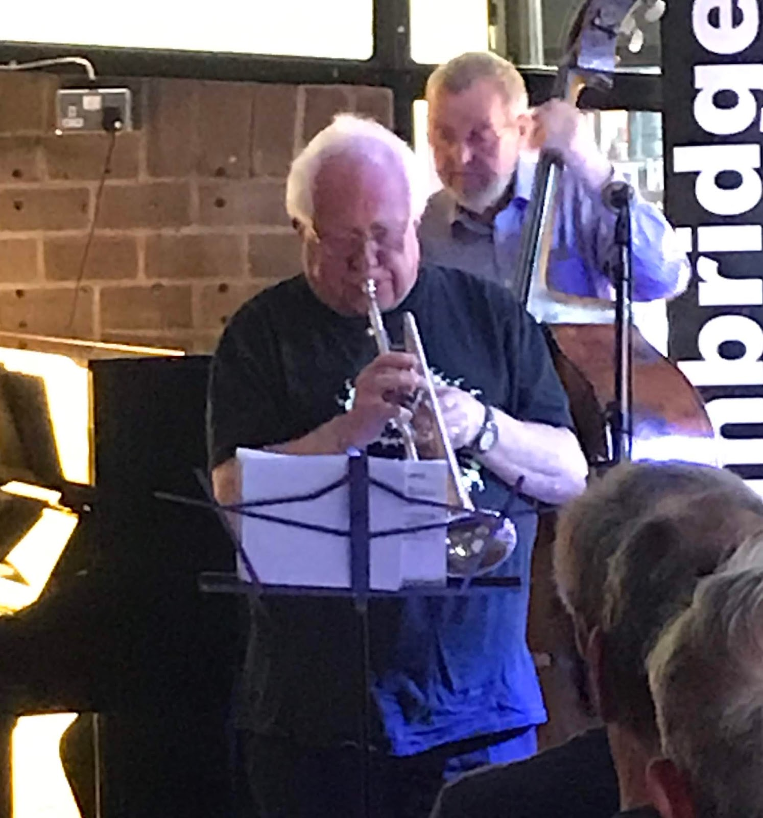 REVIEW: Henry Lowther's Still Waters Quintet at Cambridge Modern Jazz