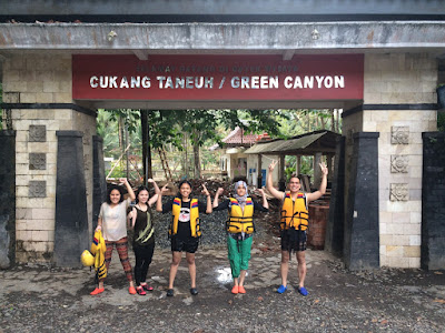 Harga Paket Body Rafting Di Green Canyon Jarak 5 Km & 10 Km
