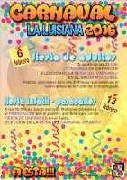 Carnaval de La Luisiana 2016