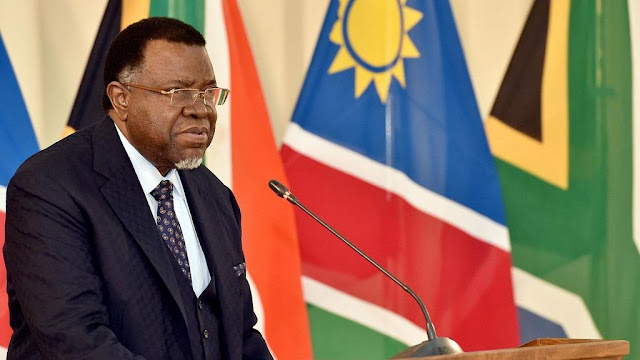 Namibian Government Scraps Black Ownership Rule For Mining Exploration Licenses