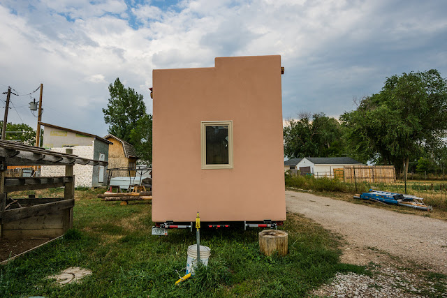 Southwest Abode Mitchcraft Tiny Homes