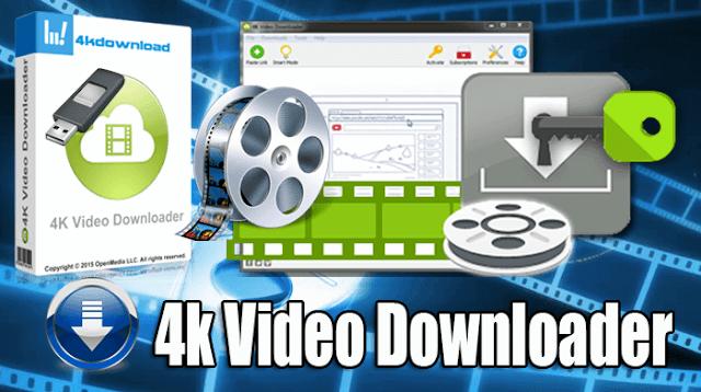 تحميل برنامج 4K Video Downloader + التفعيل