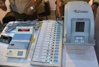 100 % VVPAT Machine For Lok Sabha Election