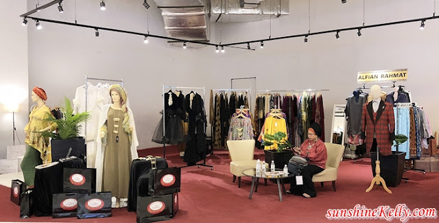 Pop Up Store, Kedah Fashion Week, KFW 2018, Aman Central, Fashion Show, Fashion Week, Alor Setar, Kedah