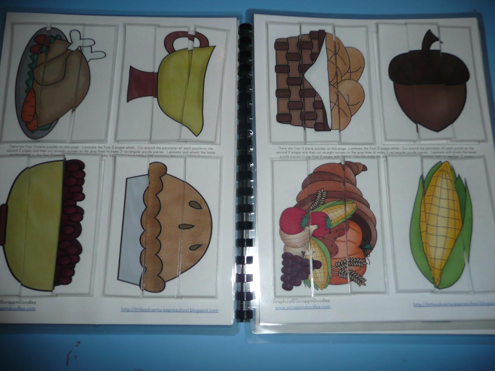 Little Adventures Preschool November Tot Packs Are Up