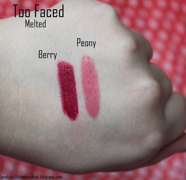 Too Faced Melted Berry Peony