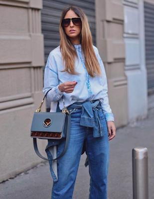 Italské módní blogerky: top 10 královen Instagramu - Elisa Taviti