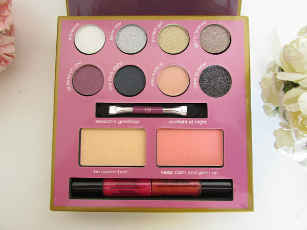 essence  Party Look Make-up Box 2014 Weihnachten Review