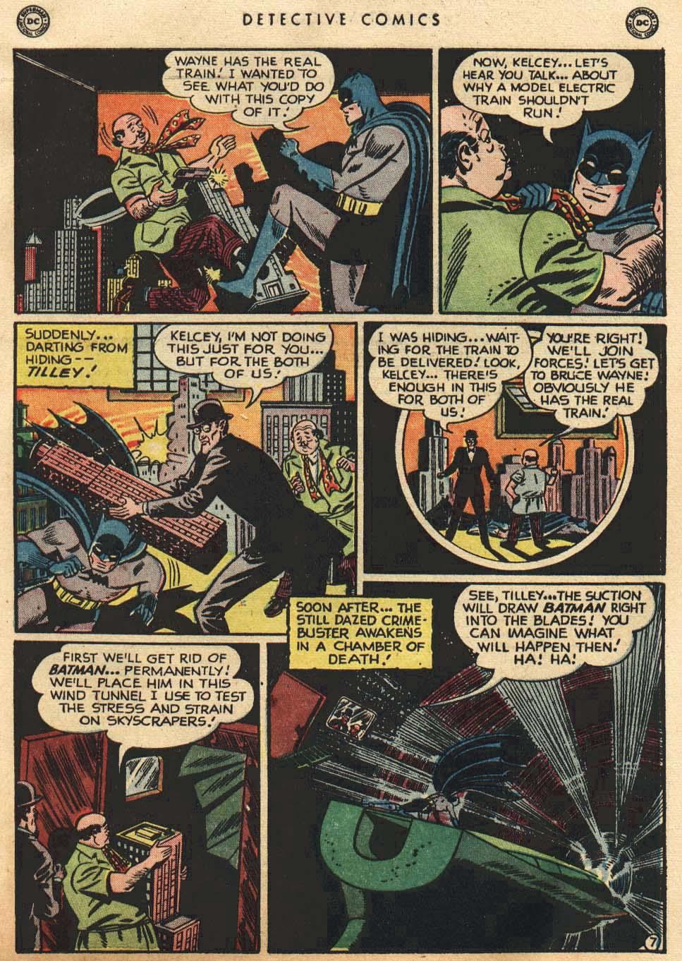 Detective Comics (1937) 155 Page 8