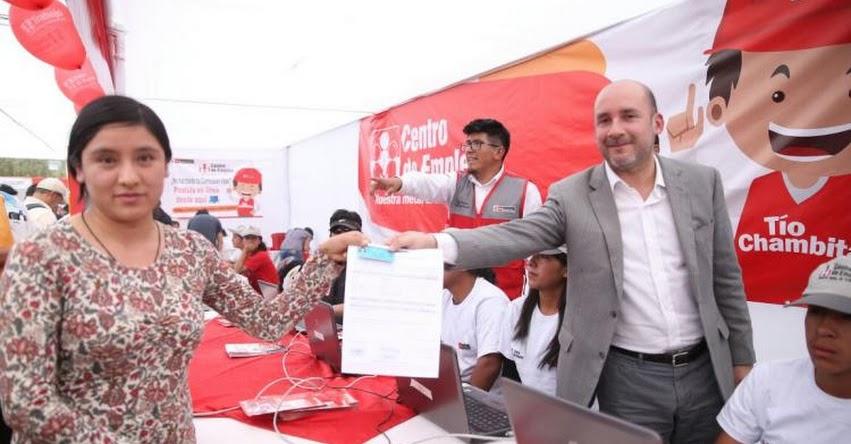 Ministerio de Trabajo ofrece alrededor de 280 empleos en Ayacucho - www.trabajo.gob.pe