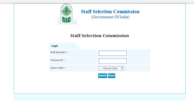 SSC MTS 2017 Final Answer Key Released