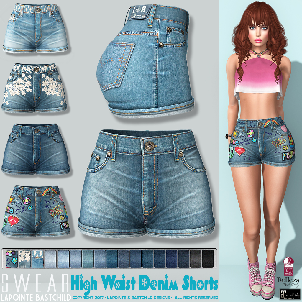 Waisted high jean shorts designs forecast dress in autumn in 2019