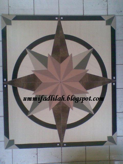 Pola Lantai Mandiri Granite Tile Harga Murah