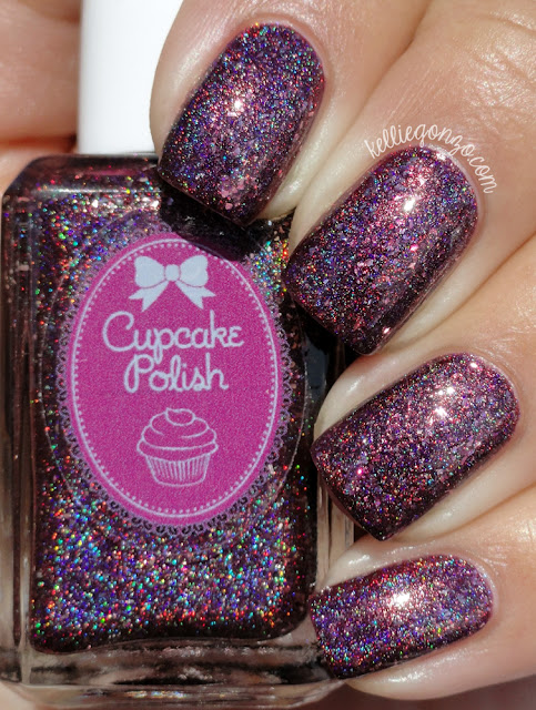 Cupcake Polish Unrequited Love