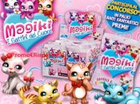 Logo Magiki- I gattini del cuore: vinci ogni giorno!