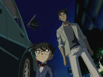 OVA 06 : Mencari Berlian yang Hilang! Conan, Heiji vs. Kid!