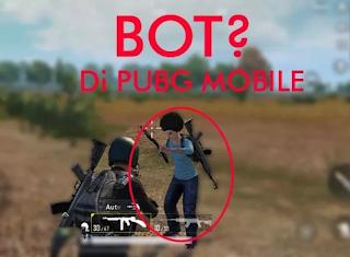 Apa Itu Bot? Ayo Mengenal Bot Di Versi Terbaru PUBG Mobile Android