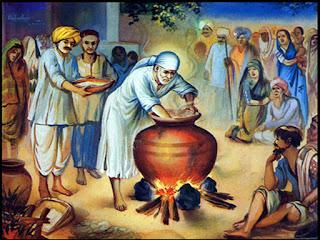 food-Sai-Baba-made-everyone-sainath-handi-prasad-bhakt