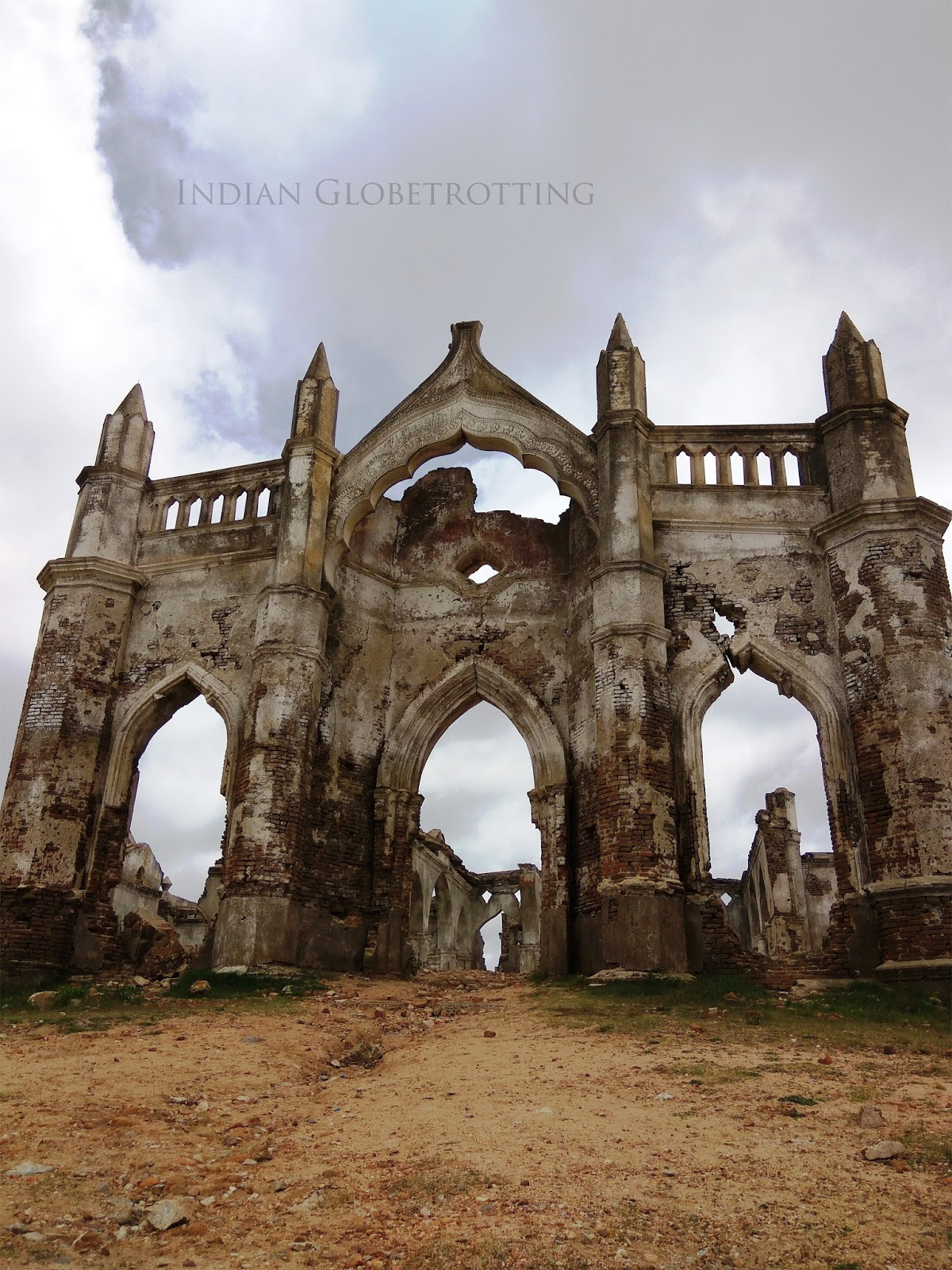Shettihalli church in hassan