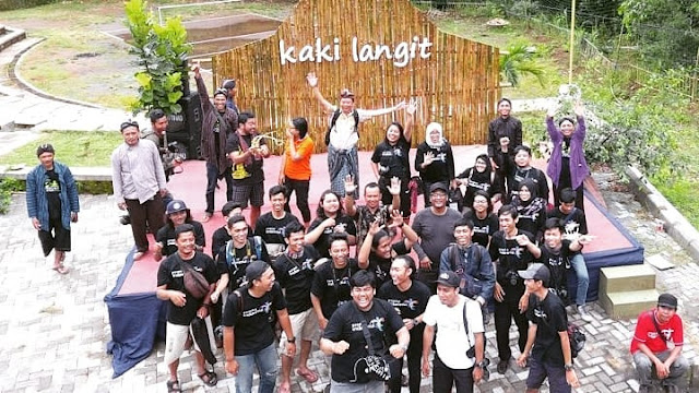Desa Wisata Kaki Langit Mangunan Yogyakarta