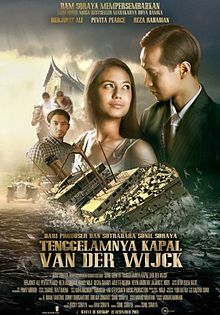 Download Film Tenggelamnya Kapal Van Der Wijck (2013) Full Movie