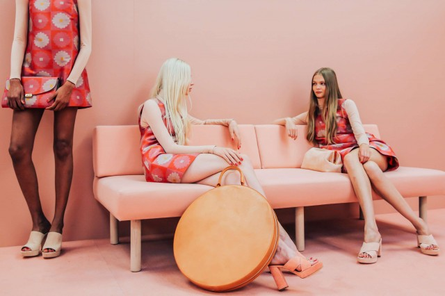 Mansur Gavriel Spring 2016 New York Fashion Week