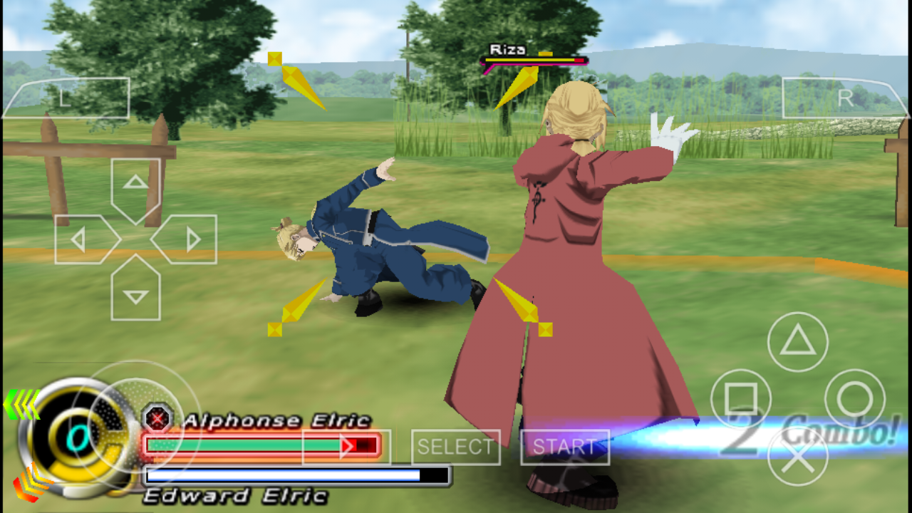 Fullmetal Alchemist BrotherHood PSP ISO Free Download - Free Download PSP PPSSPP Games, Android