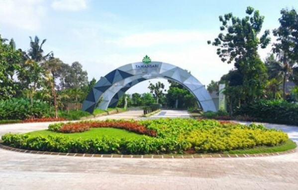 Tamansari Cyber Home