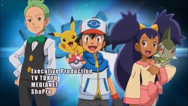 Pokémon Blanco y Negro (48/48) (50MB) (HDL) (Latino) (Mega)